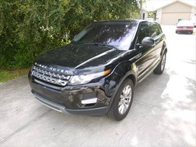 Used LAND-ROVER RANGE-ROVER-EVOQUE 2014 HOLLYWOOD PURE