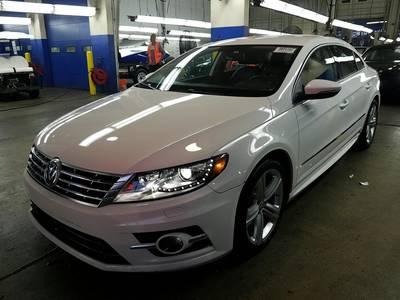 Used VOLKSWAGEN CC 2013 HOLLYWOOD 2.0t R-Line