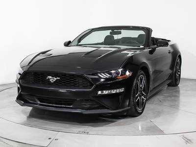 Used FORD MUSTANG 2018 HOLLYWOOD Ecoboost Premium