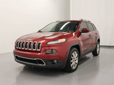 Used JEEP CHEROKEE 2014 MARGATE LIMITED