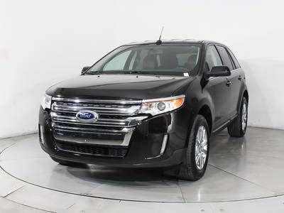 Used FORD EDGE 2014 MIAMI LIMITED