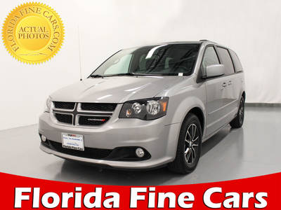 Used DODGE GRAND-CARAVAN 2017 MARGATE Gt