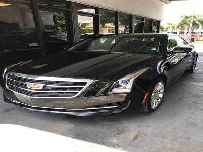 Used CADILLAC ATS 2016 HOLLYWOOD Coupe