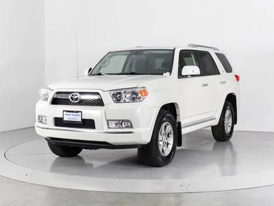Used TOYOTA 4RUNNER 2013 MIAMI Sr5 4x4
