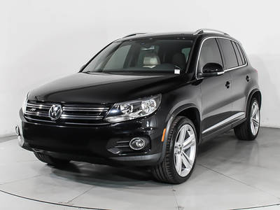 Used VOLKSWAGEN TIGUAN 2016 HOLLYWOOD R-Line