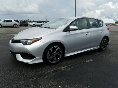 Used TOYOTA COROLLA-IM 2017 WEST PALM