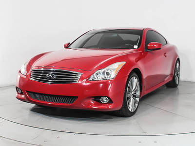 Used INFINITI G37s 2013 MIAMI Journey