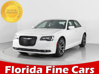 Used CHRYSLER 300S 2018 WEST PALM S
