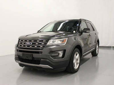 Used FORD EXPLORER 2016 MARGATE Xlt 4x4