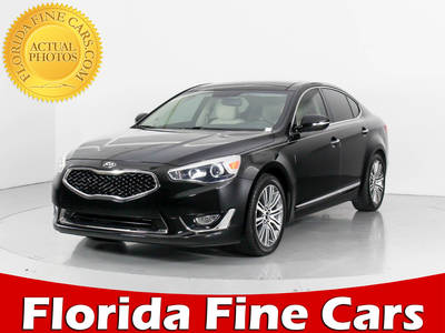 Used KIA CADENZA 2015 WEST PALM Premium