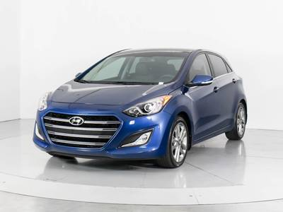 Used HYUNDAI ELANTRA-GT 2016 WEST PALM