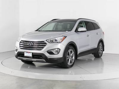 Used HYUNDAI SANTA-FE 2015 WEST PALM Limited Ultimate