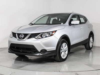 Used NISSAN ROGUE-SPORT 2017 WEST PALM S