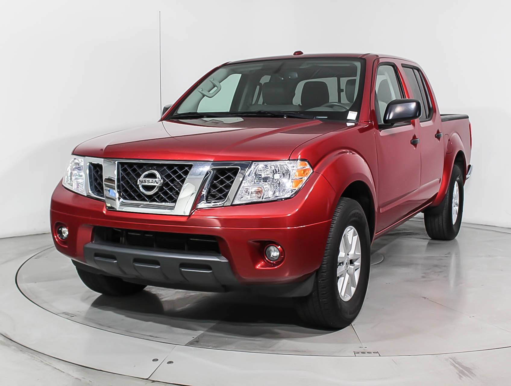 Used 2017 NISSAN FRONTIER Sv Truck for sale in HOLLYWOOD ...