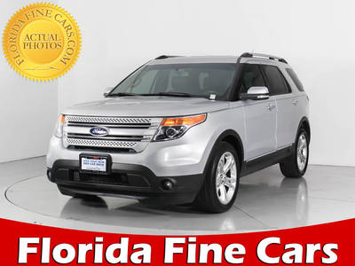 Used FORD EXPLORER 2014 WEST PALM LIMITED