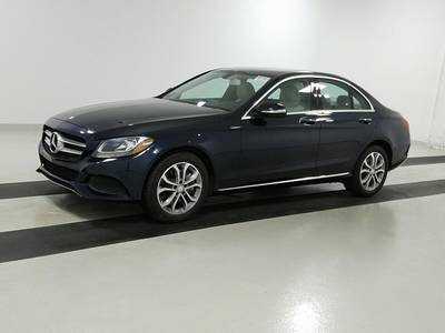 Used MERCEDES-BENZ C-CLASS 2015 HOLLYWOOD C300 4MATIC
