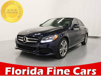 Used MERCEDES-BENZ C-CLASS 2015 MARGATE C300