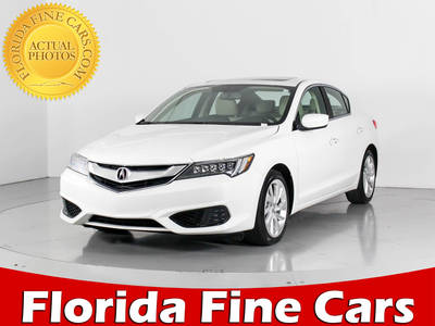 Used ACURA ILX 2016 WEST PALM PREMIUM PACKAGE