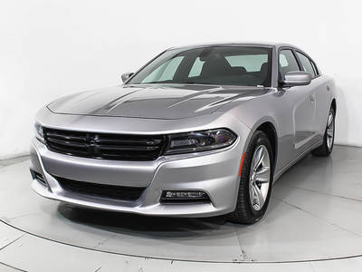 Used DODGE CHARGER 2016 HOLLYWOOD SXT