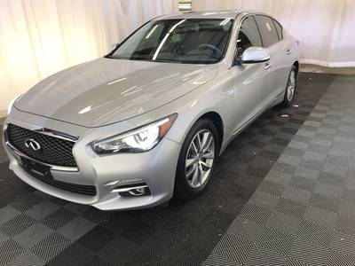 Used INFINITI Q50 2015 HOLLYWOOD Premium