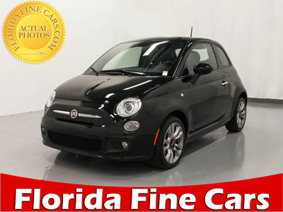 Used FIAT 500 2015 WEST PALM SPORT