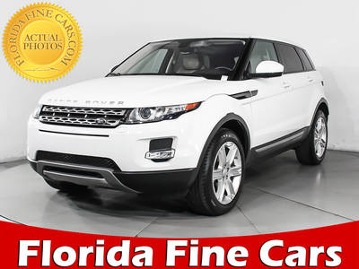 Used LAND-ROVER RANGE-ROVER-EVOQUE 2015 MIAMI PURE PLUS