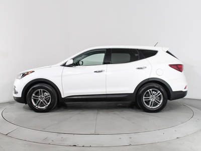 Used HYUNDAI SANTA-FE-SPORT 2018 HOLLYWOOD