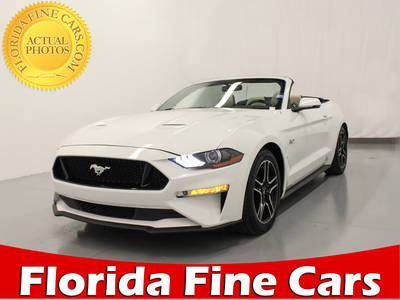 Used FORD MUSTANG 2018 MARGATE Gt Premium