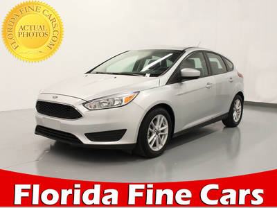 Used FORD FOCUS 2018 MARGATE SE