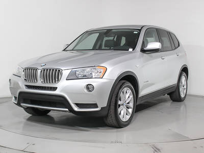Used BMW X3 2013 HOLLYWOOD XDRIVE28I