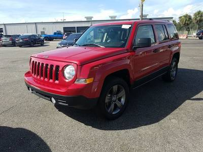 Used JEEP PATRIOT 2016 MARGATE Sport Se