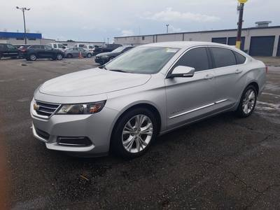 Used CHEVROLET IMPALA 2015 WEST PALM LT (1LT)