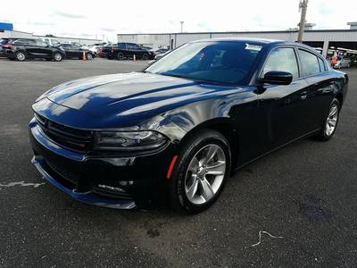 Used DODGE CHARGER 2016 WEST PALM SXT