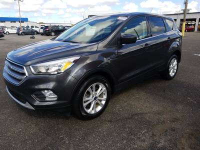 Used FORD ESCAPE 2017 WEST PALM SE