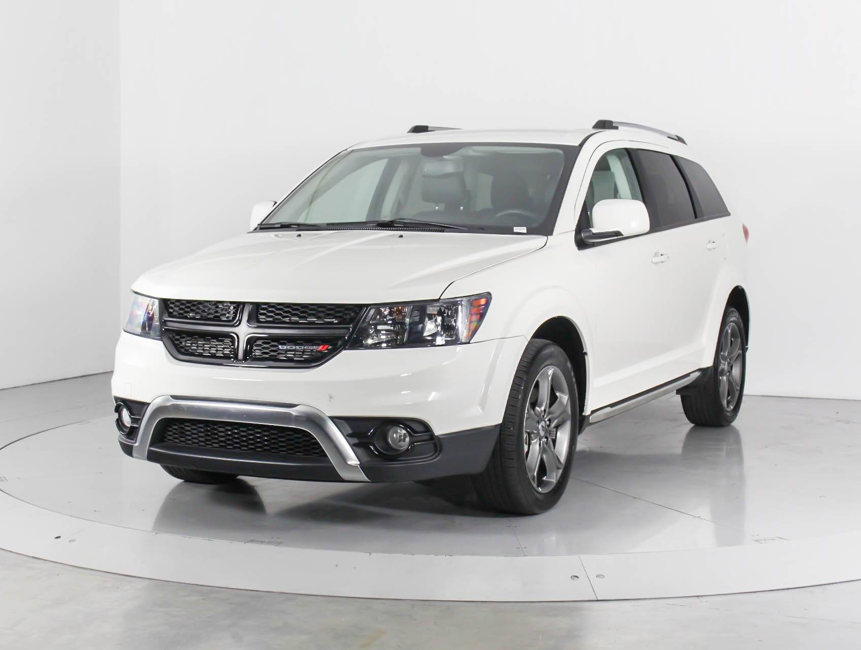 Used 2018 Dodge Journey Crossroad Suv For Sale In West Palm Fl 98442 Florida Fine Cars