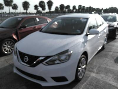 Used NISSAN SENTRA 2018 WEST PALM S