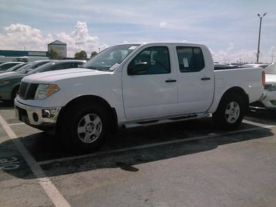 Used NISSAN FRONTIER 2011 WEST PALM S 4x4