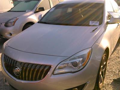 Used BUICK REGAL 2017 MIAMI SPORT TOURING