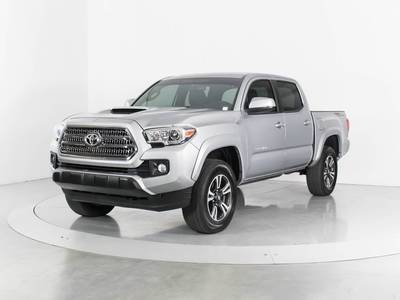 Used TOYOTA TACOMA 2017 WEST PALM TRD sport