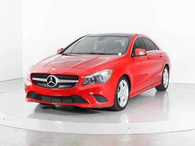 Used MERCEDES-BENZ CLA-CLASS 2015 WEST PALM CLA250 4MATIC