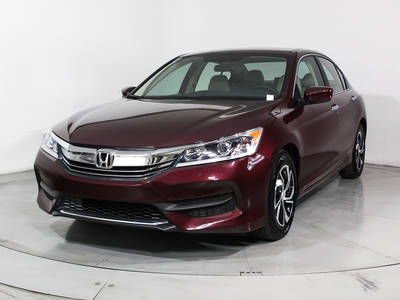 Used HONDA ACCORD 2017 MARGATE LX