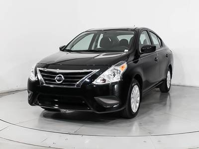 Used NISSAN VERSA 2018 MIAMI S Plus