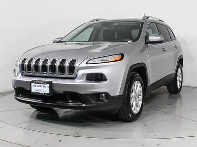 Used JEEP CHEROKEE 2016 MIAMI Latitude 4x4