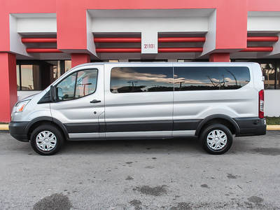 Used FORD TRANSIT-WAGON 2017 WEST PALM Xlt