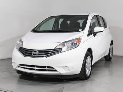 Used NISSAN VERSA-NOTE 2015 MIAMI Sv