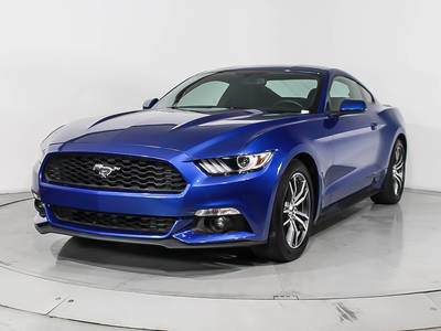 Used FORD MUSTANG 2017 MIAMI ECOBOOST