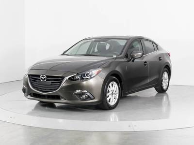 Used MAZDA MAZDA3 2015 WEST PALM I Touring