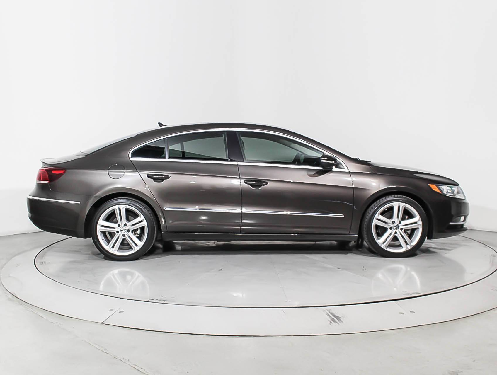 Used 2013 VOLKSWAGEN CC 2.0t Sport Plus Sedan for sale in HOLLYWOOD, FL | 98587 | Florida Fine Cars