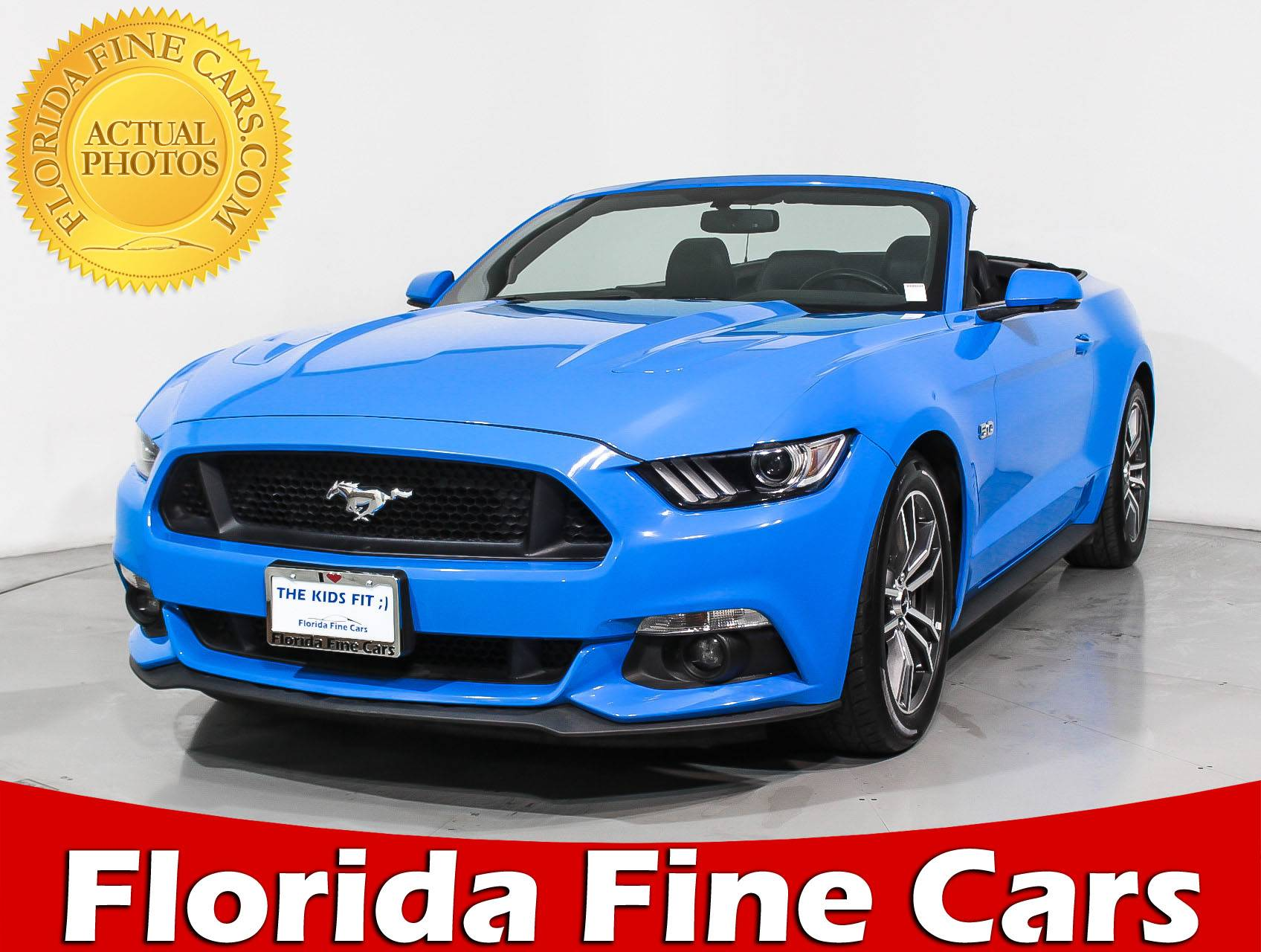 Used  Ford Mustang Gt Premium Convertible For Sale In Miami Fl  Florida Fine Cars
