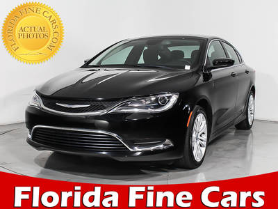 Used CHRYSLER 200 2016 MIAMI LIMITED